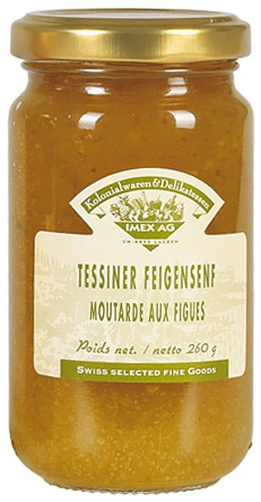 Tessiner Feigensenf 200 ml