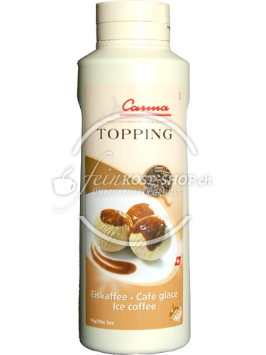 Eiskaffee Sauce Topping