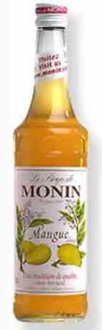 Monin Aromasirup Mango Spicy, l 70cl