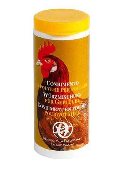 Condimento Wuerzmischung 70 gr