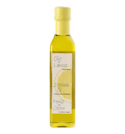 Olivenwuerzoel mit Zitrone 250 ml