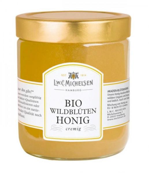 Bio Wildblütenhonig 500 gr