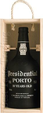 Presidential 10 Anos Box