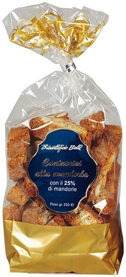 Cantuccini alla Mandorla 25% Mandelantei 250 gr