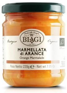 Marmellata di Arance Bio 220 ml