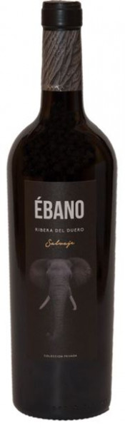 Ebano Salvaje Ribera del Duero DO 2015, Spanien, 75 cl