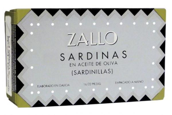 Sardinilla (Sardinen) Zallo 115 / 86 g