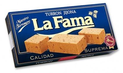 Turron de Jijona La Fama 250 g
