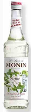 Monin Aromasirup Mojito Mint 70cl