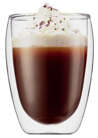 Glas Pavina doppelwandig 2St 0.35Liter Bodum 4559-10