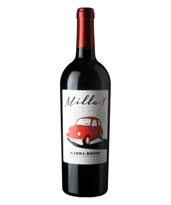 Mille 1 Garda Rosso DOC 75 cl 2018