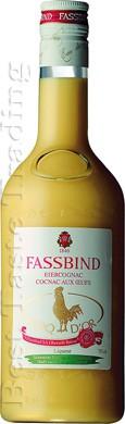 Fassbind Eiercognac 70cl