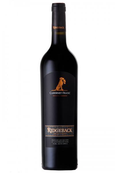 Cabernet Franc 15 Ridgeback
