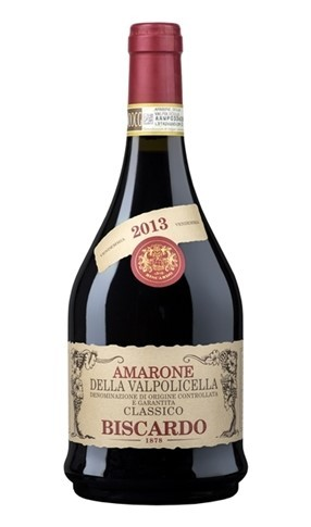 Amarone Valpolicella D.O.C. 2013