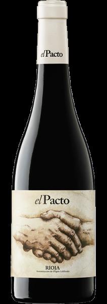 el Pacto Rioja - 100 % Tempranillo 75 cl
