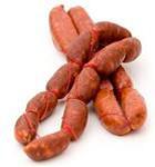 Chorizo Barbacoa picante ca. 420g