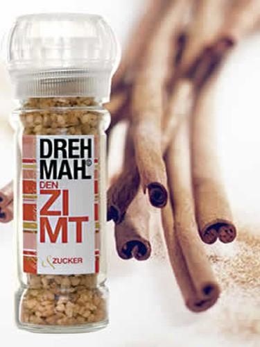 Drehmahl Zimt - Zucker 75 g