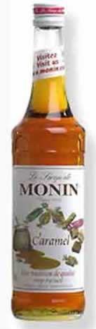 Monin Aromasirup Caramel 70cl