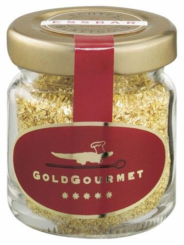 Essbare Goldflocken 300 mg
