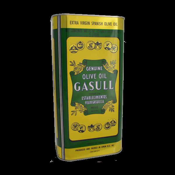 Gasull Extra Virgen Gasull Arbequina Gastro 5 lt