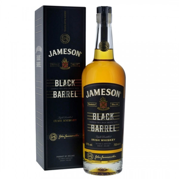 Jameson Select Reserve Black Barrel Irish Whiskey 70cl 40%