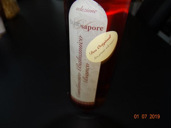 Condimento Balsamico Bianco 500 ml