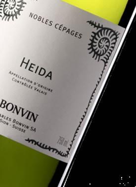 Heida / Paien 2015, 75cl