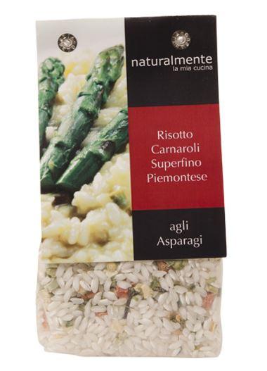 Carnaroli Risotto – Spargeln 300 gr