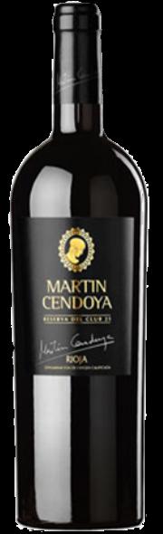 Rioja Martin Cendoya 2005