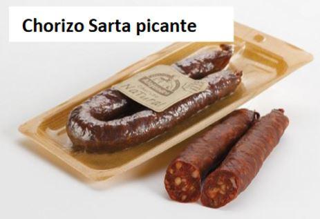 Chorizo Sarta picante Alejandro 200 g