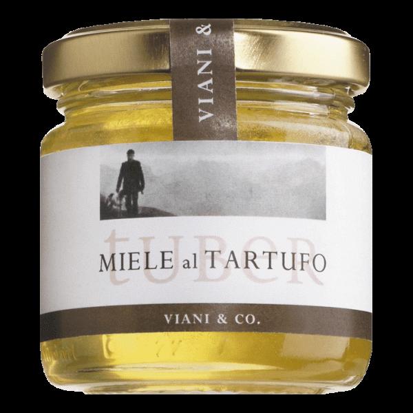 Miele al tartufo / Honig mit Trueffeln 95g