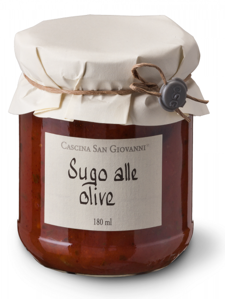 Sugo alle Olive 180g
