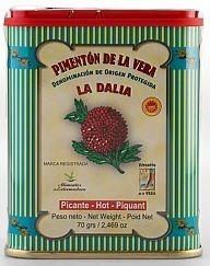 Pimenton de la Vera, Picante - scharf 70g