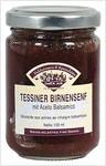 Tessiner Birnensenf mit Aceto Balsamico 150ml