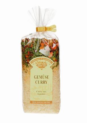 Reismischung Gemüse Curry 330 gr.
