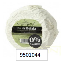 Montbru Bufalet - Büffelmilch (2 Mte.) ca. 1 kg