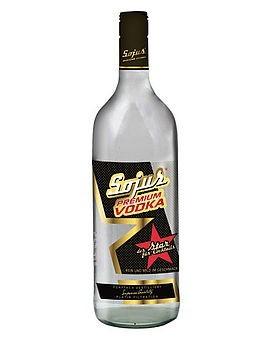 """Vodka """"Sojus"""" Russland 70cl"""