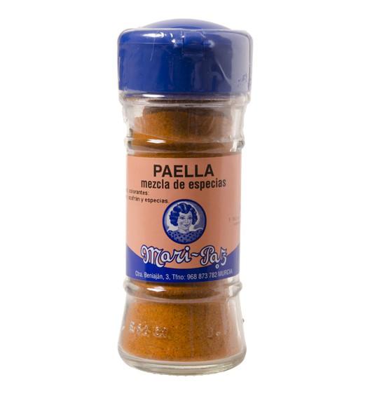 Paella Gewürz mit Safran 50g