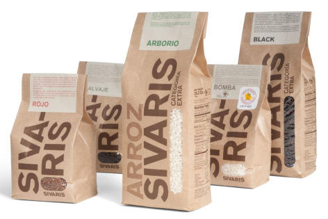 Sivaris Arroz Bomba 500g